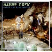 Naked Prey Under The Blue Marlin UK vinyl LP