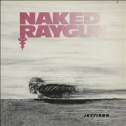 Click here for more info about 'Naked Raygun - Jettison - Deletion marked sleeve'
