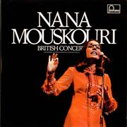 Click here for more info about 'Nana Mouskouri - British Concert'