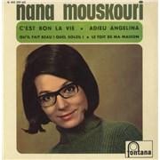 Click here for more info about 'Nana Mouskouri - C'est Bon La Vie EP'
