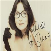 Click here for more info about 'Nana Mouskouri - Classique - Autographed'