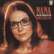 Click here for more info about 'Nana Mouskouri - Love Goes On'