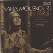 Click here for more info about 'Nana Mouskouri - Nana Mouskouri In Paris'