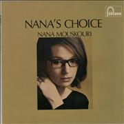 Click here for more info about 'Nana Mouskouri - Nana's Choice'