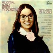 Click here for more info about 'Nana Mouskouri - Presenting... Nana Mouskouri - Songs From Her TV Series'