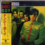 Nancy Boy Nancy Boy Japan CD album Promo