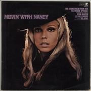 Click here for more info about 'Nancy Sinatra - Movin' With Nancy - 1st - EX'
