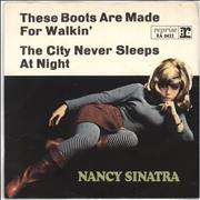 Click here for more info about 'Nancy Sinatra - These Boots Are Made For Walkin''