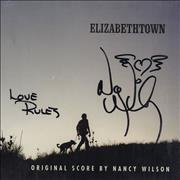 Click here for more info about 'Nancy Wilson (Heart) - Elizabethtown - Autographed'