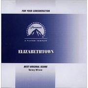 Nancy Wilson (Heart) Elizabethtown USA CD-R acetate Promo