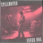 Click here for more info about 'Nancy Wilson (Heart) - Fever Dog'