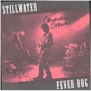 """Nancy Wilson (Heart) Fever Dog USA 7"""" vinyl Promo"""