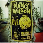 Nancy Wilson (Heart) Live At McCabes Guitar Shop USA CD album
