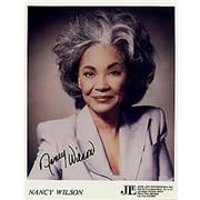 Click here for more info about 'Nancy Wilson (Jazz) - Autographed Colour Portrait Photograph'