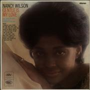 Click here for more info about 'Nancy Wilson (Jazz) - Gentle Is My Love'