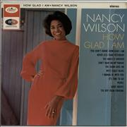 Click here for more info about 'Nancy Wilson (Jazz) - How Glad I Am'