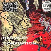 Click here for more info about 'Napalm Death - Harmony Corruption'