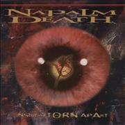 Click here for more info about 'Napalm Death - Inside The Torn Apart'