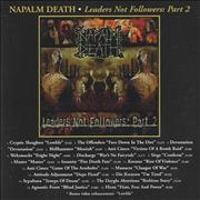 Click here for more info about 'Napalm Death - Leaders Not Followers: Part 2'