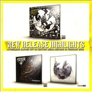 Click here for more info about 'Napalm Death - New Release Highlights - February'