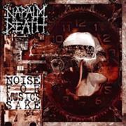 Click here for more info about 'Napalm Death - Noise For Music's Sake'