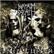 Click here for more info about 'Napalm Death - Order Of The Leech'