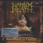 Click here for more info about 'Napalm Death - Punishment In Capitals'