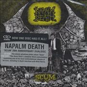 Click here for more info about 'Napalm Death - Scum'