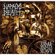 Click here for more info about 'Napalm Death - Time Waits For No Slave'