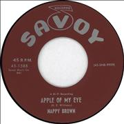 Click here for more info about 'Nappy Brown - Apple Of My Eye'
