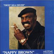 Click here for more info about 'Nappy Brown - Deep Sea Diver - Sealed'