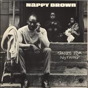 Click here for more info about 'Nappy Brown - Thanks For Nothing'
