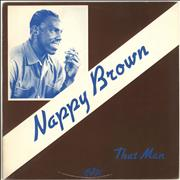 Click here for more info about 'Nappy Brown - That Man'