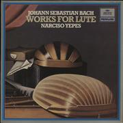 Click here for more info about 'Johann Sebastian Bach: Works For Lute'