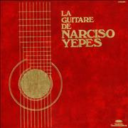 Click here for more info about 'Narciso Yepes - La Guitarre de Narciso Yepes'