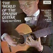 Click here for more info about 'Narciso Yepes - The World Of The Spanish Guitar'