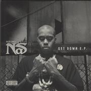 Click here for more info about 'Nas - Get Down EP'