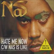 Click here for more info about 'Nas - Hate Me Know'