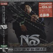 Click here for more info about 'Nas - Hip Hop Is Dead + Obi - Sealed'