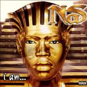 Click here for more info about 'Nas - I Am...'