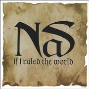 Click here for more info about 'Nas - If I Ruled The World'