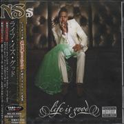 Click here for more info about 'Nas - Life Is Good'