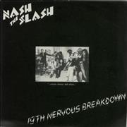 Click here for more info about 'Nash The Slash - 19th Nervous Breakdown'