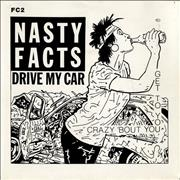 Click here for more info about 'Nasty Facts - Drive My Car'