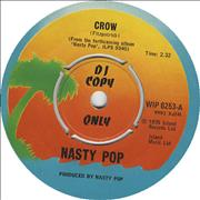 Click here for more info about 'Nasty Pop - Crow'
