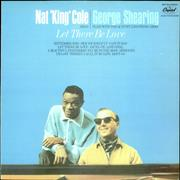 Click here for more info about 'Nat King Cole - Let There Be Love'