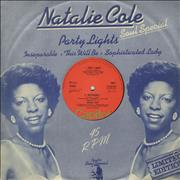 Click here for more info about 'Natalie Cole - Party Lights'