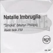 Click here for more info about 'Natalie Imbruglia - Smoke - Radio Fade 1-Track'