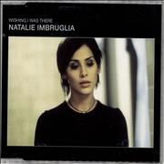 Click here for more info about 'Natalie Imbruglia - Wishing I Was There - CD1'
