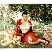 Click here for more info about 'Natalie Merchant - Just Can't Last'